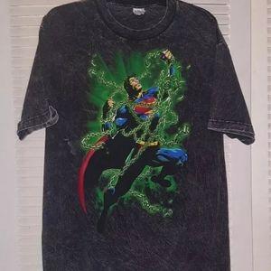 Vtg Superman/Lex Alstyle graphic t-shirt | sz L